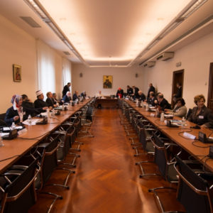 LIAS Chairman at Interfaith Meeting at the Vatican