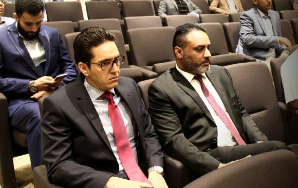 مجمع ليبيا يشارك في ندوة وزارة الخارجية حول الحدود البحرية الليبية والمتوسطية